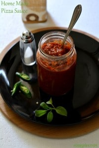 Pizza Sauce Recipe ,How to make Pizza Sauce