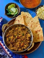 Sprouted Dana Methi Sabzi, How To Make Dana Methi Sabzi