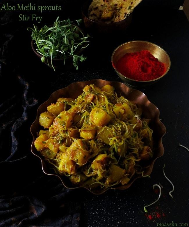aloo-methi-sprout -sabzi(2)