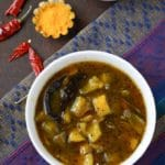 bengali raw mango chutney
