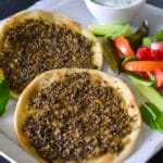 ZAATAR MANAKEESH BREAD
