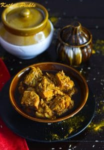 How To Make Kathal Ka Achar, Jackfruit Pickle Recipe