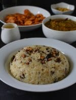 Ven Pongal Recipe,How To Make Khara Pongal