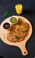 Rajgiri Aloo cheela Recipe