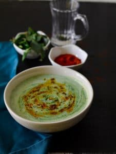 How To Make Bathua Ka Raita
