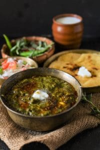 Sarson Ka Saag Recipe, How To Make Sarson Ka Saag