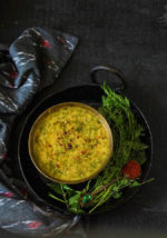 Suva Moong daal, Yellow Moong Daal With Dill Leaves