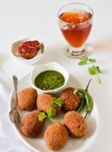 How To Make Vegetable Chop, Bengali Beetroot cutlets