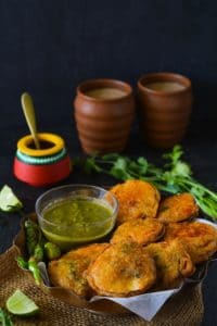 How To Make Baigan Pakoda, Baigan Pakora