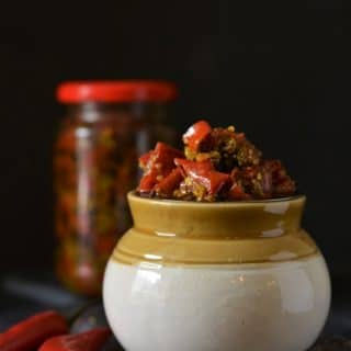 red-chili-pickle