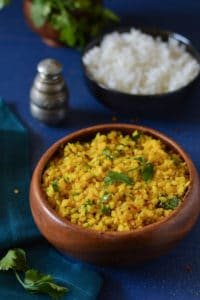 Sookhi Moong Ki Daal Recipe, Dry Yellow Lentil