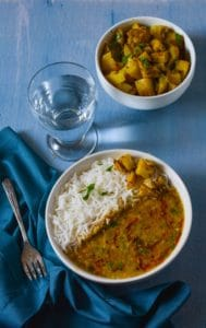 Chilkey Wali Moong Daal Recipe, Split Yellow Lentil With Husk