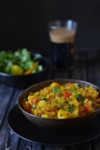 Spicy Masala Sabudana Khichdi, How To Make Sabudana Khichdi