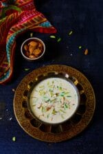 Paneer Kheer Recipe, How To Make Paneer Kheer