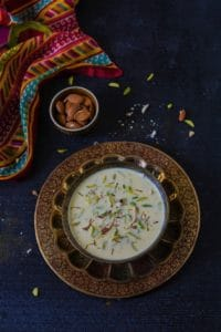 How To Make Paneer Kheer, Paneer Kheer Recipe