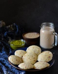 Rava Idli Recipe, How To Make Instant Rava Idli