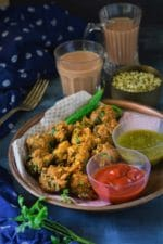 Paush Vada Recipe ,Mixed Daal Vada