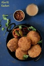 How To Make Aloo Ki Kachori