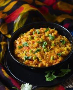 Shalgam Ka Bharta, Spicy Turnip Mash