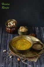 Harira/ Gud ki path – Post Natal Food