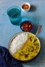 Tetor Daal Recipe ,Bengali Tetor Daal