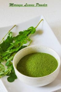How To Make Moringa Leaves Powder and How To Use