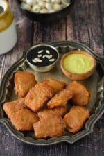 How To Make Vrat Ka Paneer Pakoda