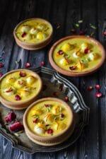 Angoori Rabdi Recipe / Indrani Cup Recipe