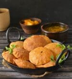 Bedmi Poori Recipe| How To Make Bedmi Poori | Daal Poori+ Video
