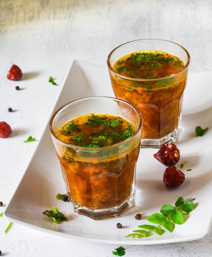 pepper cumin rasam