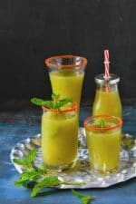 Fresh Aam Panna Recipe, How To Make Aam ka Panna