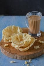 Easy Rice Papad Recipe, How To Easily Make Khichiya Papad