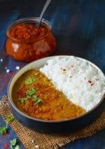 Sabut Masoor Daal Recipe , How To Make Sabut Masoor Ki Daal