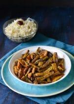 Karele Ki Bhujiya Recipe, How To Make Karela Bhujiya