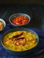 Bengali Bhoger Khichuri,Bengali Moong Daal Khichdi