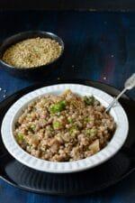 Kuttu Khichdi Recipe |  Farali Buckwheat Khichdi | Kuttu Khichdi- Fasting Recipe
