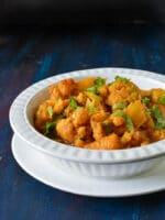 Aloo Gobhi Masala Recipe , How To Make Aloo Gobhi Rasa ,