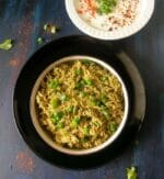 Chutney Pulao Recipe ,How To Make Chutney Pulao